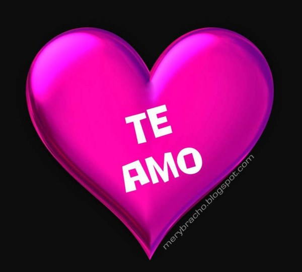 Postal Te amo con todo el corazón. Mi corazón es tuyo. Te amo mi amor. Postales de amor, románticas, Te amo mi tesoro, mi bendición.  Feliz día de los enamorados, del amor y la amistad. Para mi novio, novia, mi mejor amigo, amiga.Feliz día de San valentín. Postales bellas y especiales para mi amor.