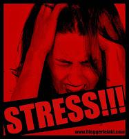 Simptom Anda Alami Stress