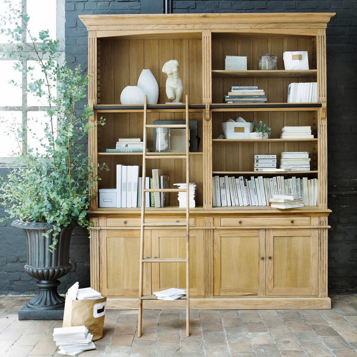 sketchup texture trends the charm of rural chic bookcase