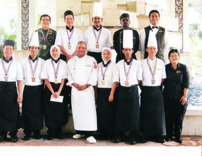 Chef Zairi Zaidi