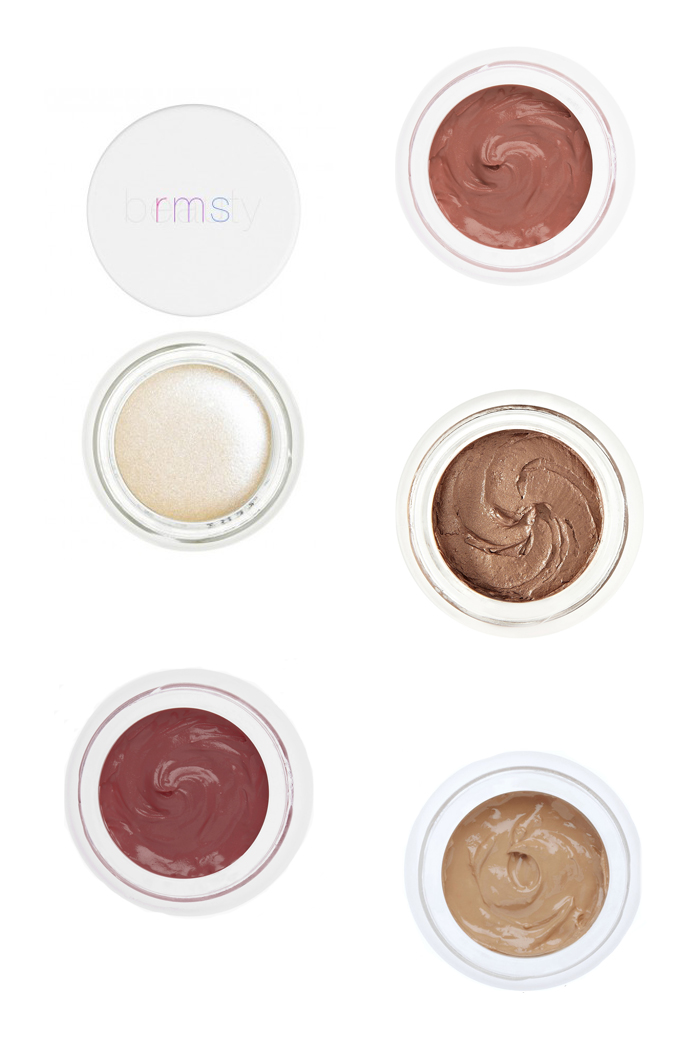 RMS beauty organic and natural make-up | Buriti bronzer | Uncover up | Lip2Cheek | Lipshine | Living luminizer