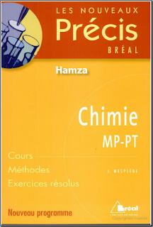 Précis Chimie MP-PT Jaques Mespléde