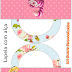 Alice: Free Printable Candy Bag Label.