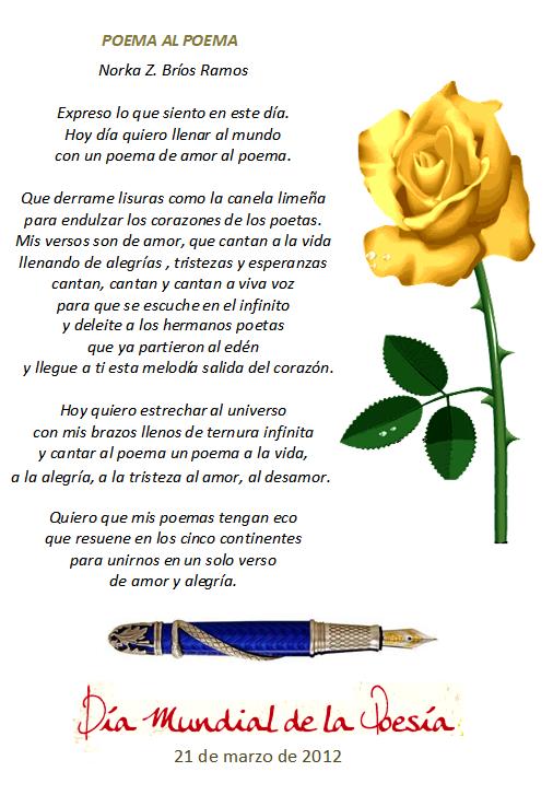 Poesias a mi escuela por su aniversario - Imagui