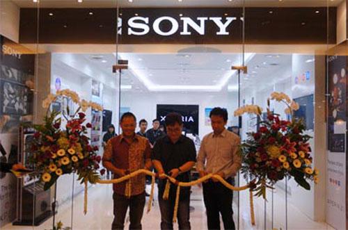Gerai Pertama Sony Mobile Store Telah Resmi Dibuka