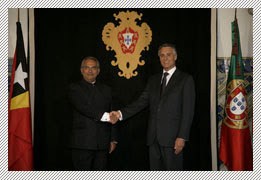 "Xavier do Amaral: Cavaco Silva recorda ""figura ilustre"" da história de Timor-Leste"
