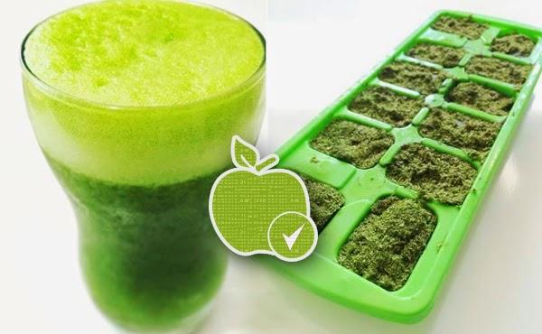 Receita Original do Suco Verde (Detox e Emagrecedor)