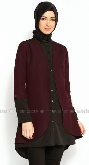Koleksi Busana Muslim untuk Wanita Terpopuler 2015