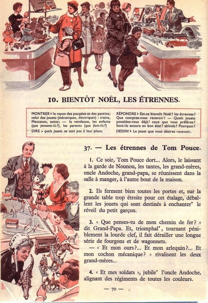 Dumas Ce2 S10 Bientot Noel Les Etrennes Litterature Au