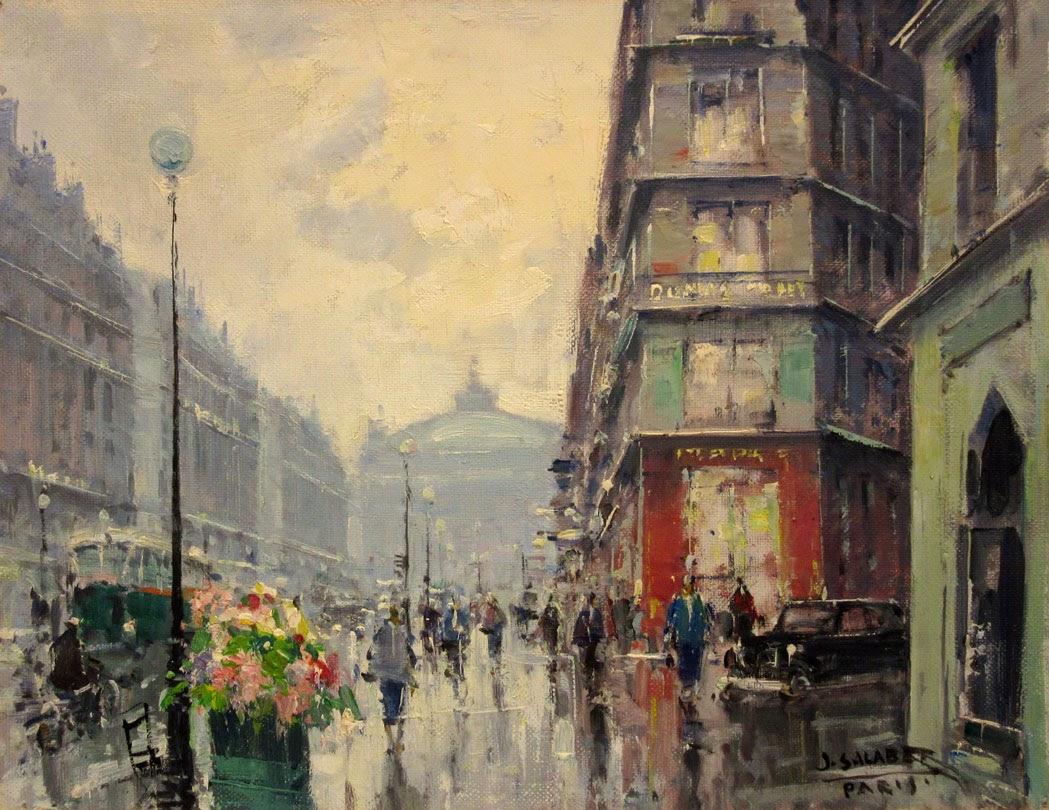 Jean Salabet Avenue de l Opera