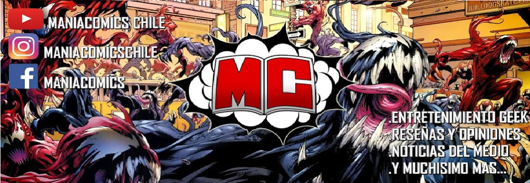 MANIACOMICS CHILE
