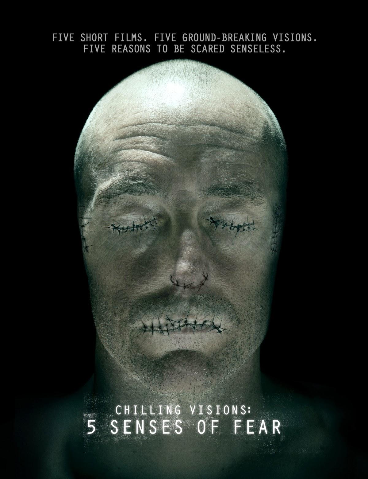 Chilling Visions: 5 Senses of Fear – Legendado