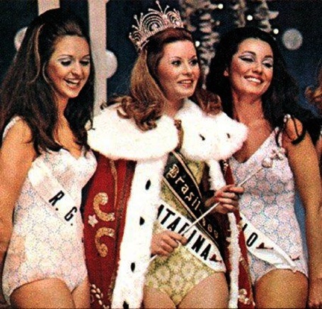 1969 - Top Tres Miss Universo Brasil