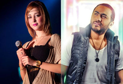 Jerks Prompt Tamer Hosny Not To Release His Wife's Debut Album
