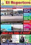 """""""EL REPORTERO VECINAL - EDICIÓN 38 - DICIEMBRE 2012"""