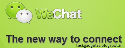 WeChat-Free unlimited voice, video and text messaging app for mobile