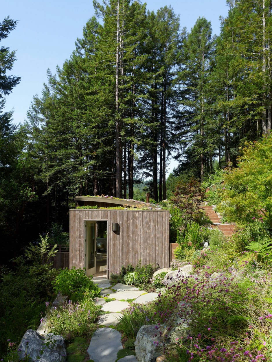 Real Life Is Elsewhere Mill Valley Cabins