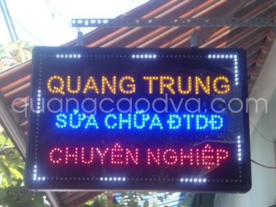 Làm biển quảng cáo LED tại sài gòn