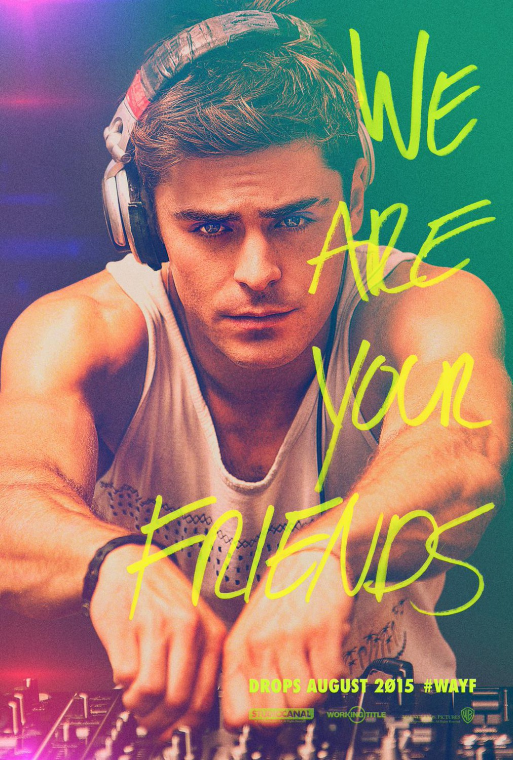 WE ARE YOUR FRIENDS - 6 Clips, 18 Pictures, 13 Posters