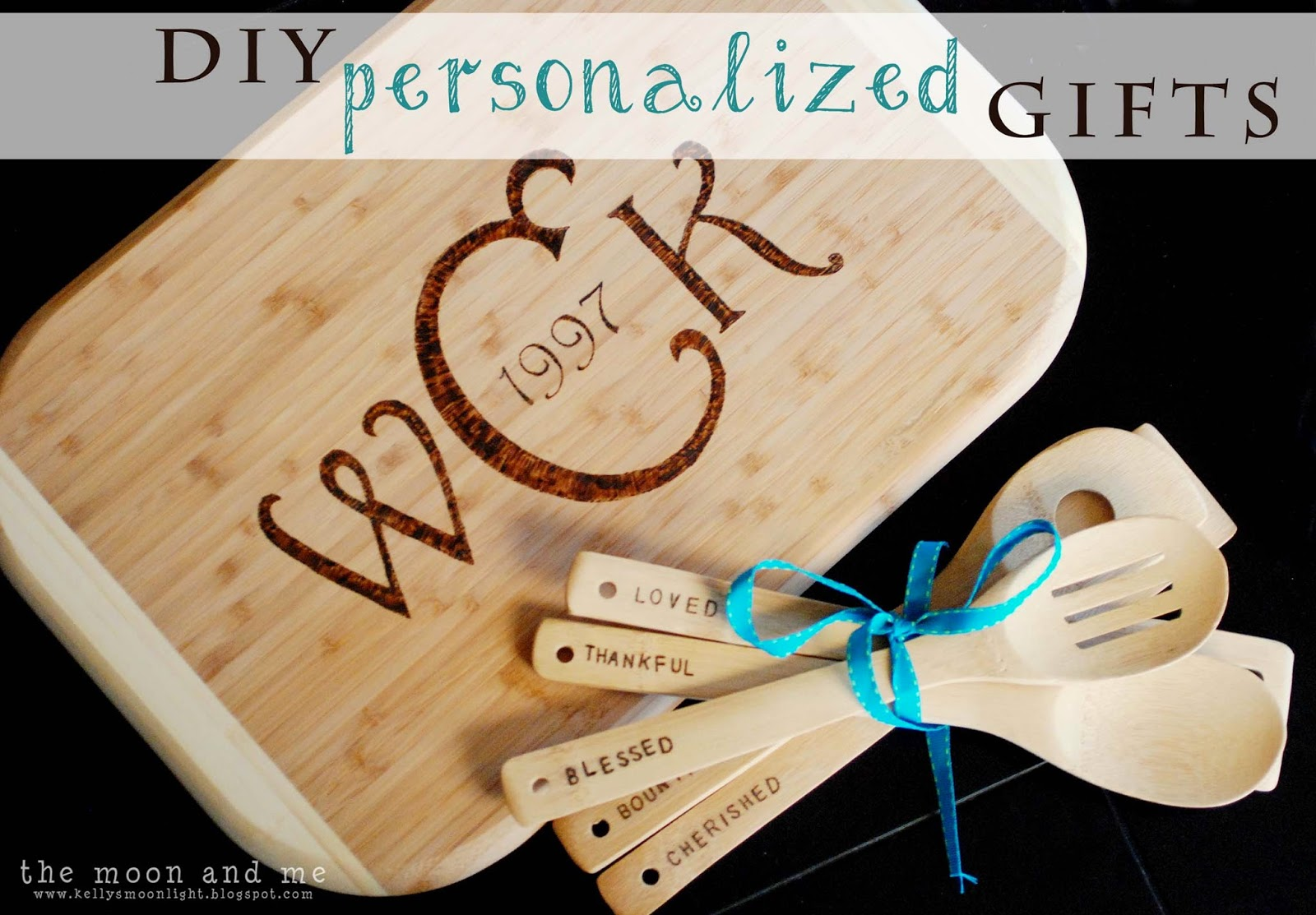 The Moon And Me Diy Personalized Cutting Board, Kitchen Ideas
