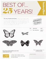 Best of 25 Years Stamp Sets