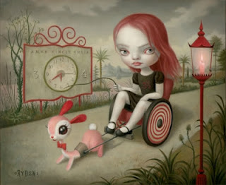 Mark Ryden painting - Jessicas Hope