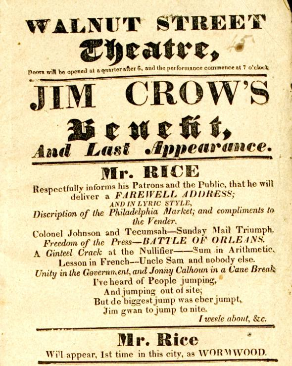 jim crows law Jim crow laws are statutes and ordinances that were formed to create separate  but equal facilities for the black and white races of the south instead, these.