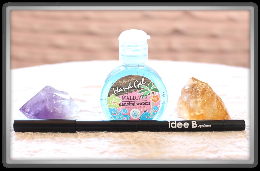 겟잇뷰티박스 by 미미박스 memebox beautybox Special #25 Traveler's Beauty Kit unboxing review ideeb eyelinerpure smile hand gel water