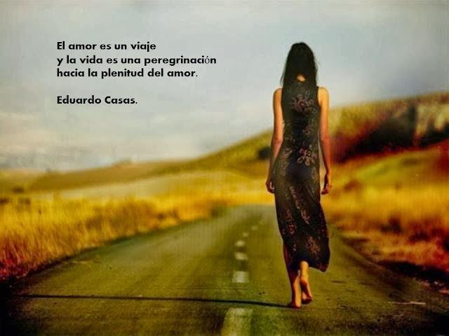 EL AMOR ES UN VIAJE | Eduardo Casas - El lado humano de la fe.