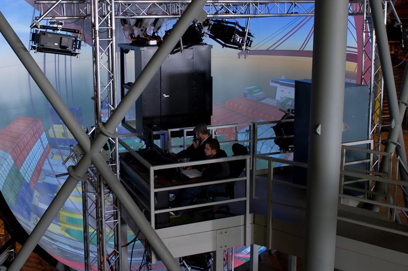 Crane Training Simulator