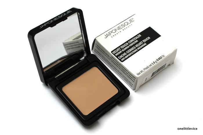 one little vice beauty blog: japonesque makeup haul