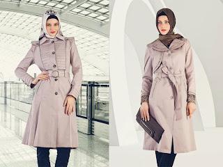 Model Jas Muslimah yang Elegan