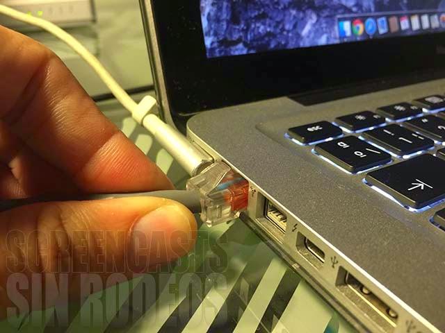 crear red wifi mac