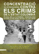 Aturem la impunitat en Colòmbia