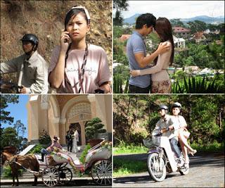 Hình ảnh diễn viên phim Đối Mặt Việt Nam