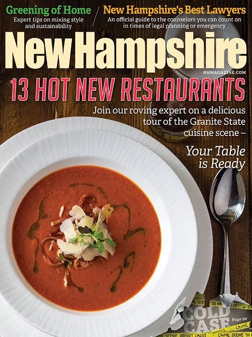 November 2013 New Hampshire Magazine