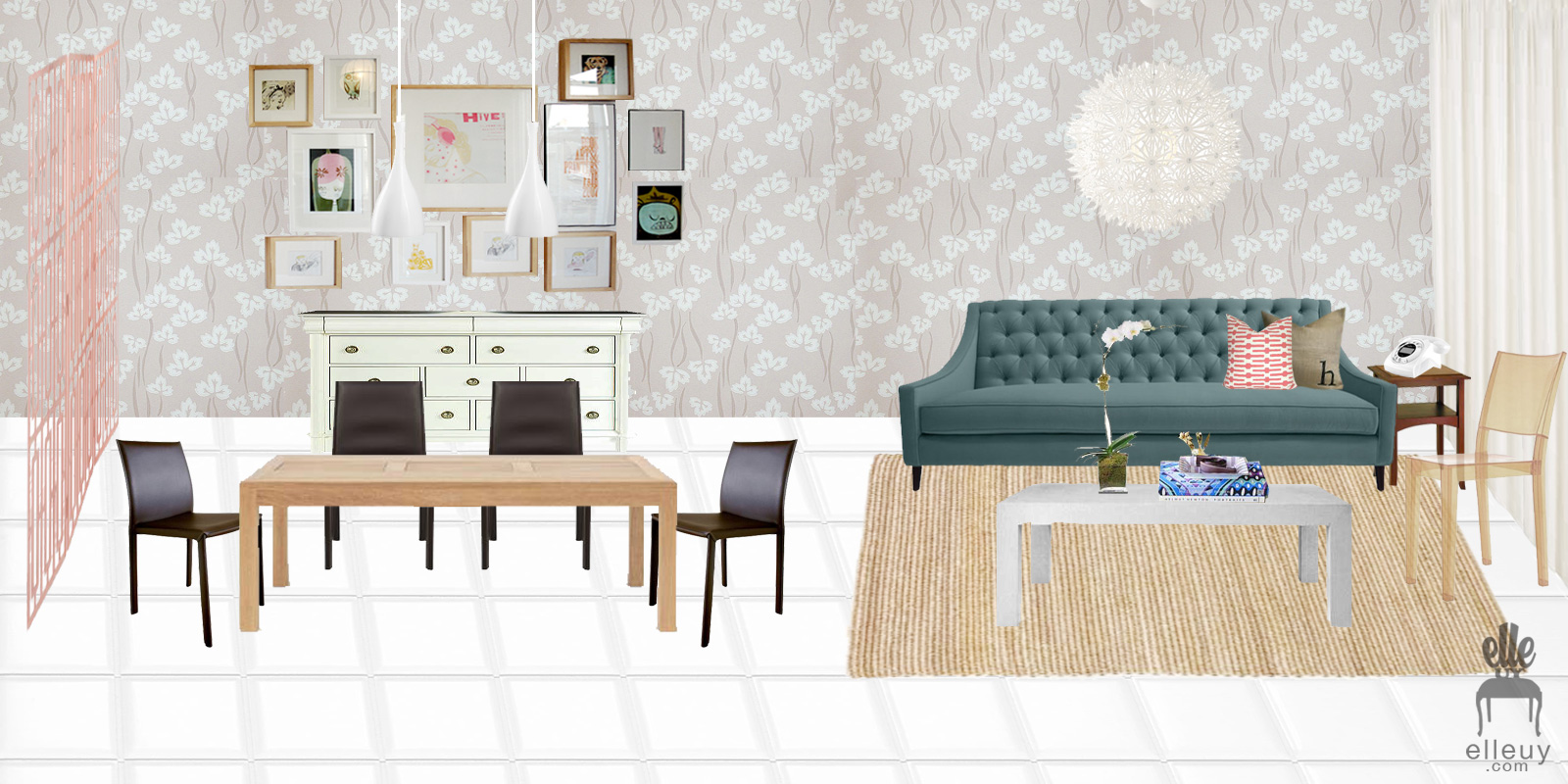 Decor Me Happy By Elle Uy Townhome Charm New Project