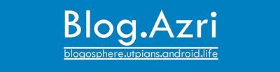 Blog.Azri Johan