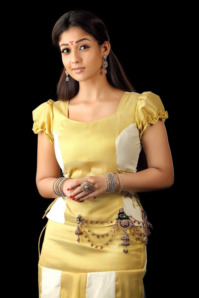 Nayanthara gorgeous photo shoot nayanthara hot new look for Best online photo gallery