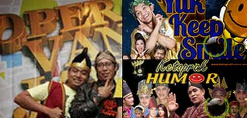 5 Acara Komedi Populer yang kini tiada Lagi di TV