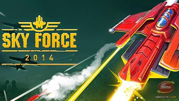 Sky Force 2014 APK Mod (estrellas ilimitadas)