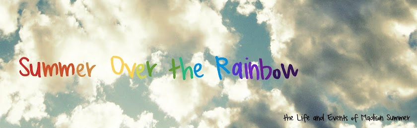 summer over the rainbow