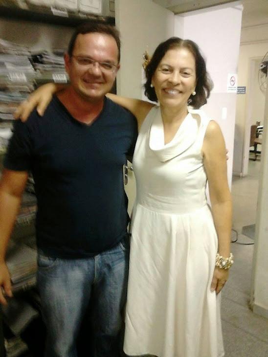 A Juiza Maria Angelica Carneiro marcou de maneira positiva sua passagem no judiciário desta cidade.