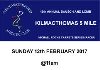 Kilmacthomas 5 mile in Co.Waterford