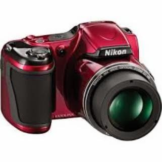 camara compacta nikon coolpix l820