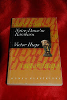 NOTRE-DAME'ın KAMBURU, Victor Hugo