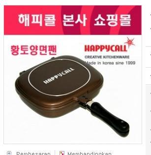 Happy Call asli korea