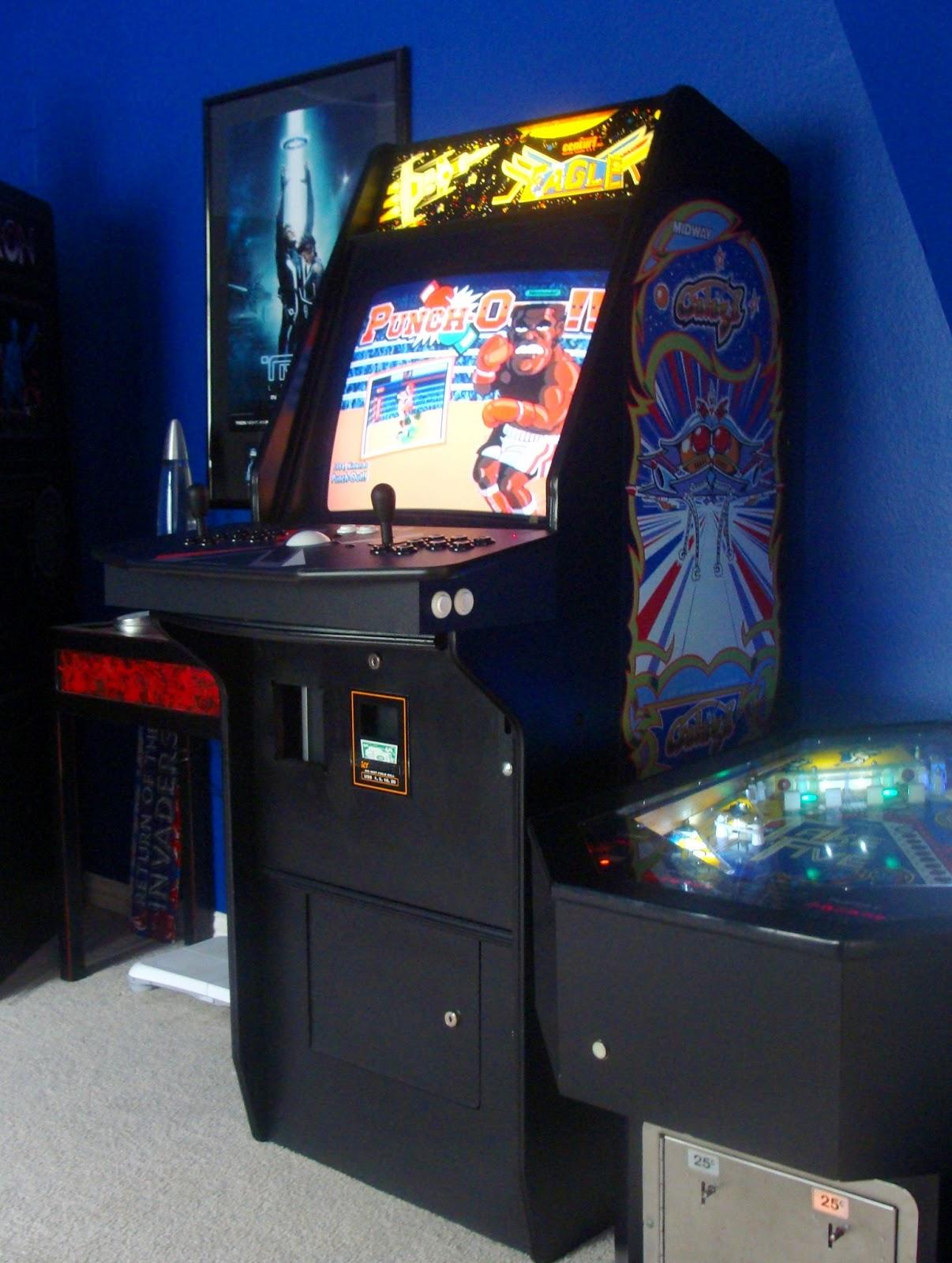 аркадные игровые автоматы эмуляторы