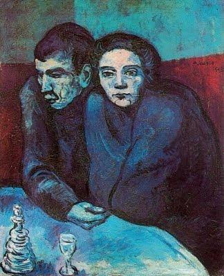 Parella de pobres (Pablo Picasso)