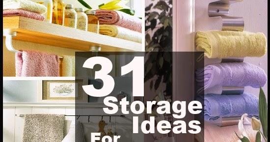 31 creative storage ideas for a small bathroom diy craft for 26 great bathroom storage ideas